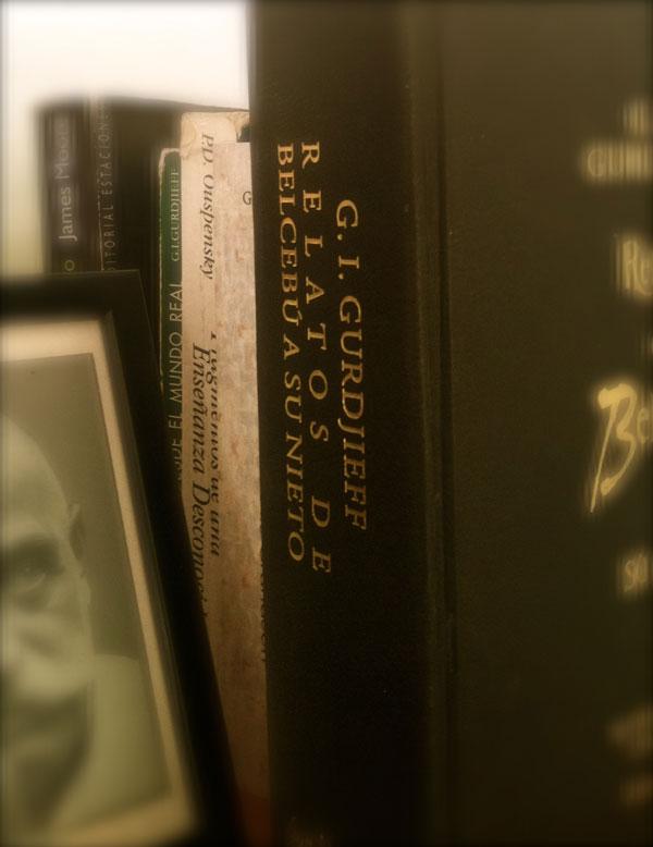 Gurdjieff-Libros