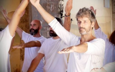 Los movimientos,la espiritualización del gesto